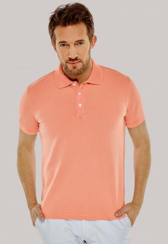 Poloshirt Piquee lachs - Selected! Premium L