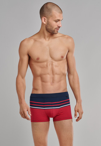 Striped briefs red - selected! premium inspiration