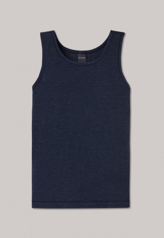 Tank Top nachtblau - Personal Fit