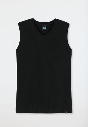 Hemd zwart - Long Life Cotton