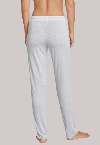 Modal lounge pants heather gray - Mix & Relax