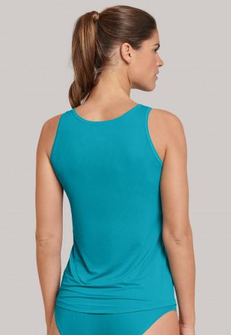 Tops 2-pack ultra lightweight turquoise/black - Active Mesh Light