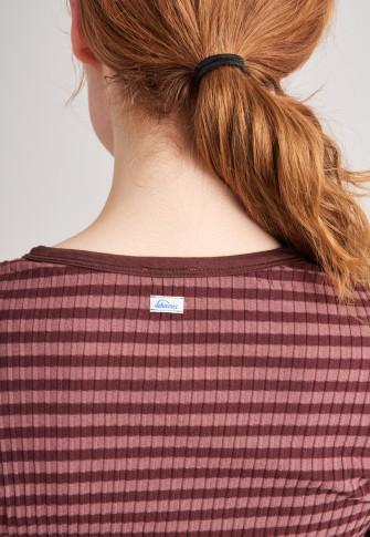 Shirt langarm havanna - Revival Helena